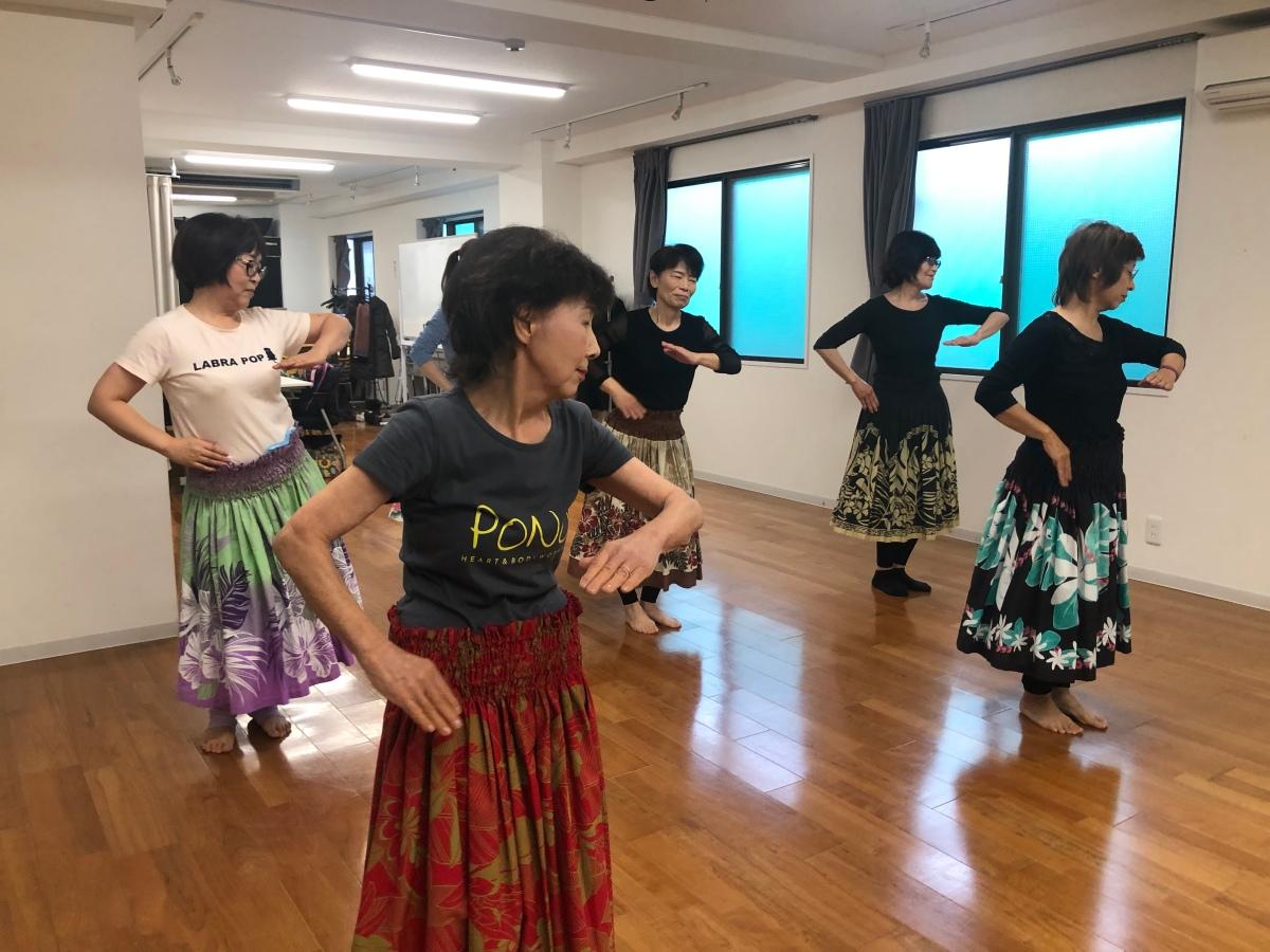 【生徒募集】60代〜初心者クラス(火曜日)